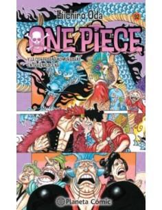 ONE PIECE Nº 92