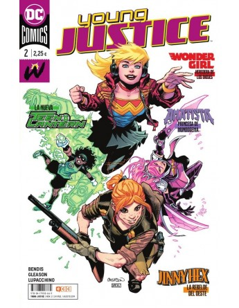 YOUNG JUSTICE 02