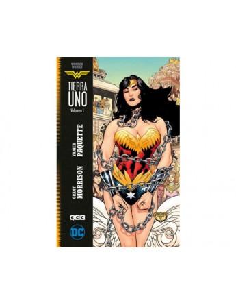 Wonder Woman: Tierra uno...