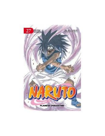 NARUTO Nº27/72