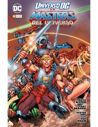 Universo DC vs. Masters del...