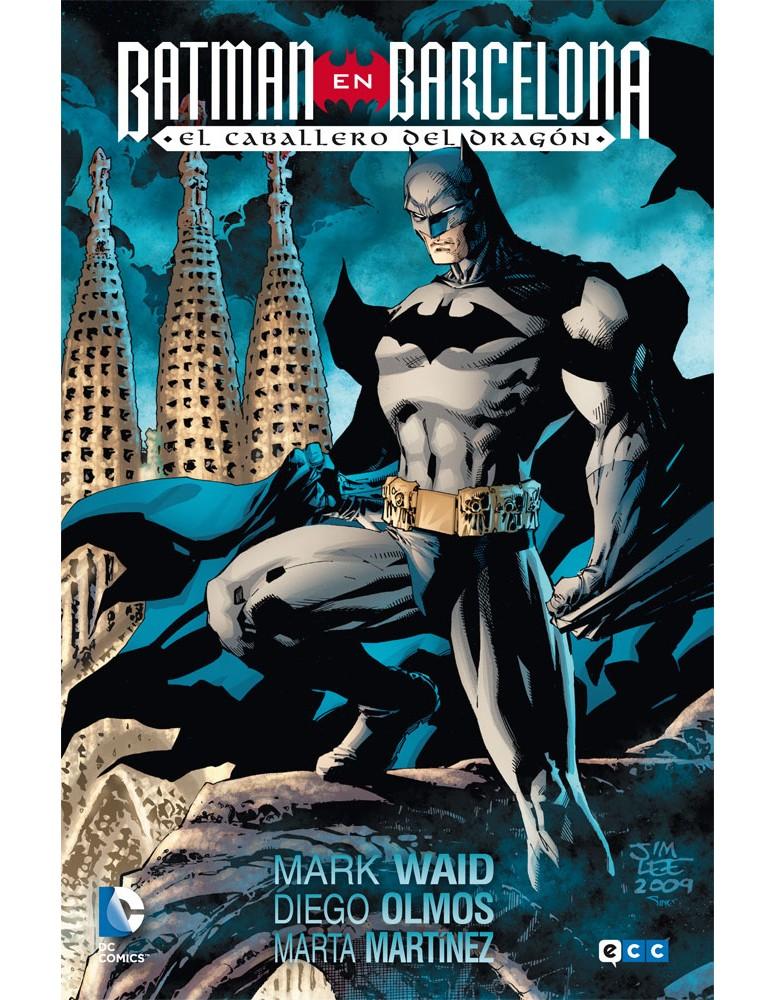 Batman en Barcelona: El caballero del...