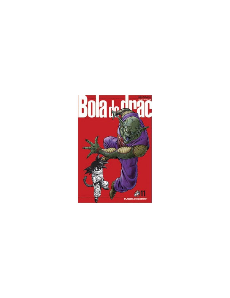 BOLA DE DRAC Nº11/34