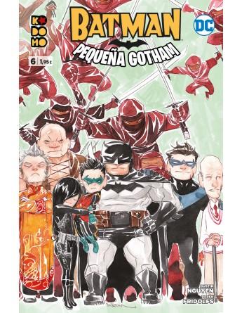BATMAN: PEQUEÑA GOTHAM Nº 06