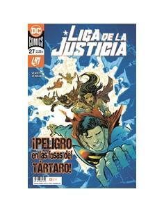 LIGA DE LA JUSTICIA 27 / 105