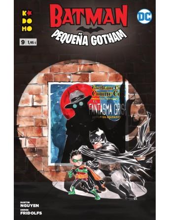 BATMAN: PEQUEÑA GOTHAM Nº 09