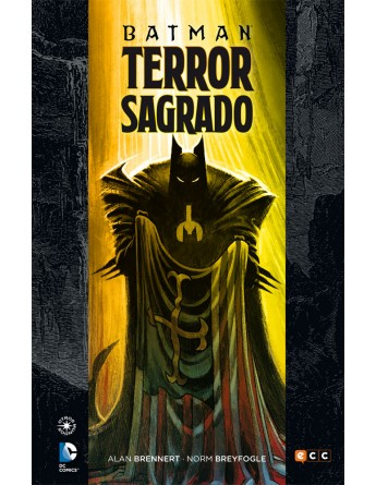 BATMAN: TERROR SAGRADO