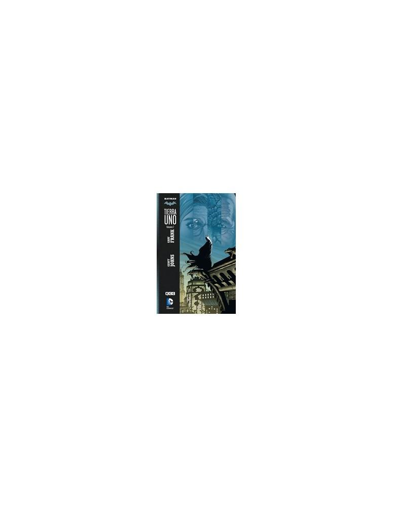 BATMAN TIERRA UNO VOL 2 (CUARTA EDICION)