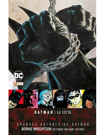 Grandes autores de Batman:...