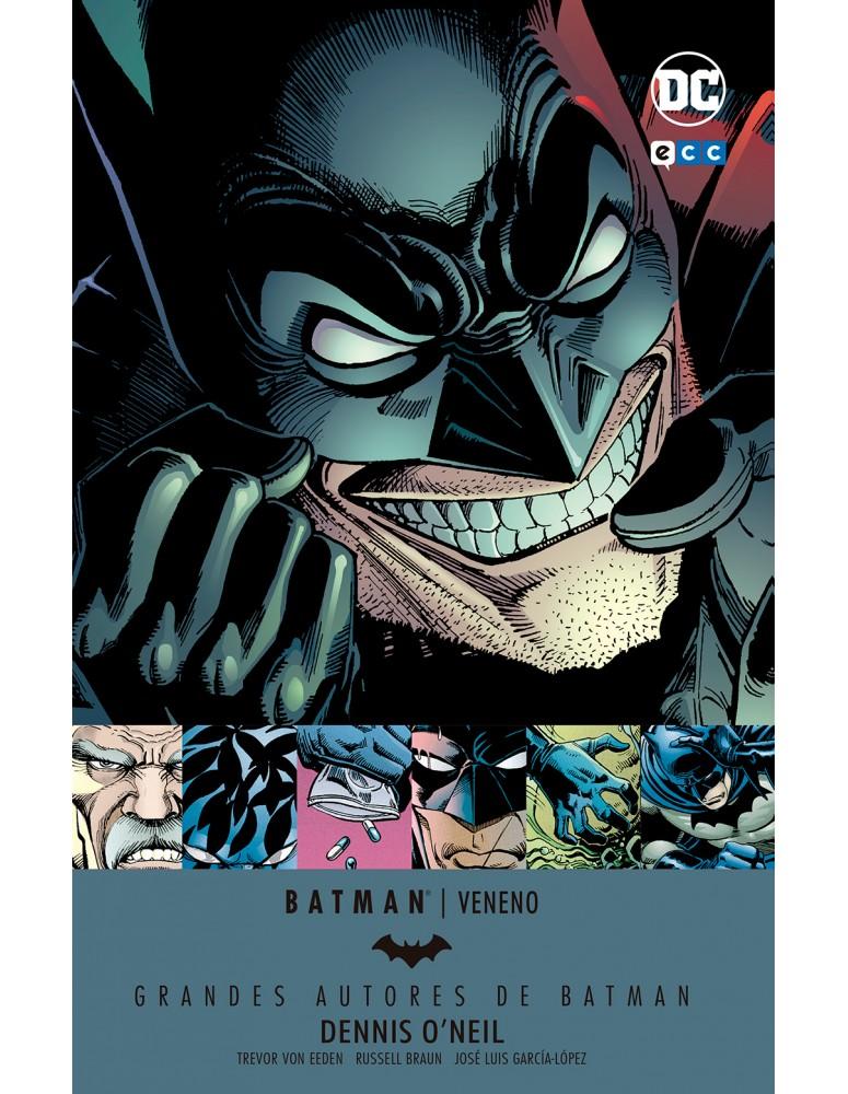 Grandes Autores de Batman: Dennis...
