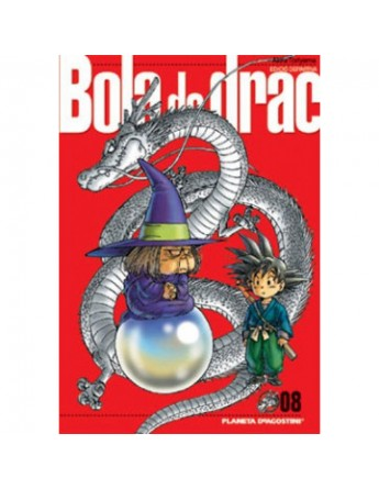 BOLA DE DRAC Nº08/34