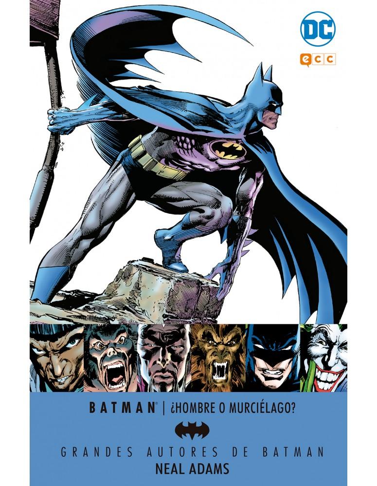 Grandes autores de Batman: Neal Adams...