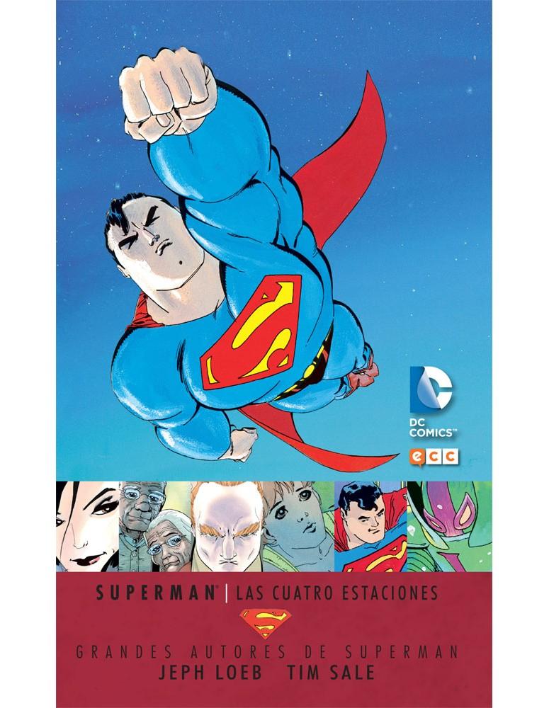 Grandes autores de Superman: Jeph...