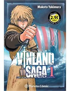 VINLAND SAGA 01 PROMO