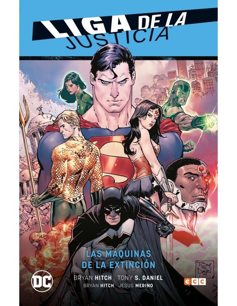 Liga de la Justicia vol. 01: Las...