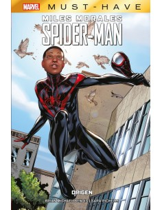 MARVEL MUST-HAVE. MILES...