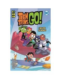 TEEN TITANS GO!: CANGURO EN...