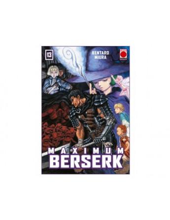 MAXIMUM BERSERK Nº 13
