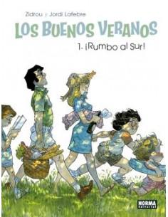 LOS BUENOS VERANOS 1. RUMBO...
