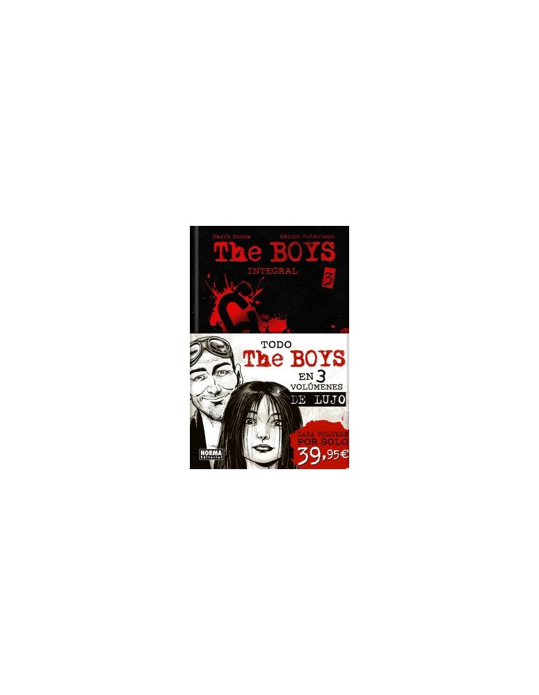 THE BOYS ED. INTEGRAL VOL. 3