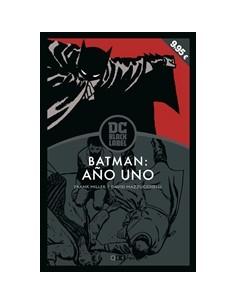 BATMAN: AÑO UNO (DC BLACK...