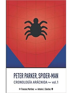 PETER PARKER, SPIDER-MAN:...