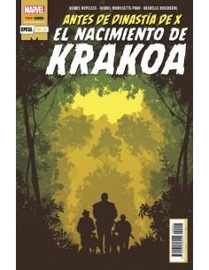 EL NACIMIENTO DE KRAKOA...