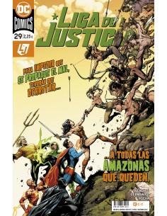 LIGA DE LA JUSTICIA 29 / 107