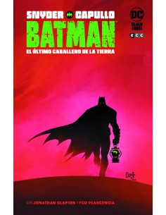 BATMAN: EL ÚLTIMO CABALLERO...