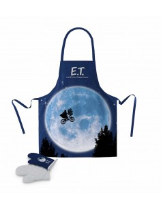 E.T. POSTER DELANTAL Y...
