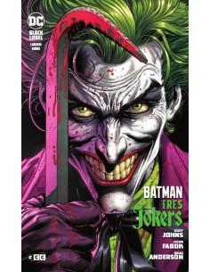 BATMAN: TRES JOKERS 1 DE 3