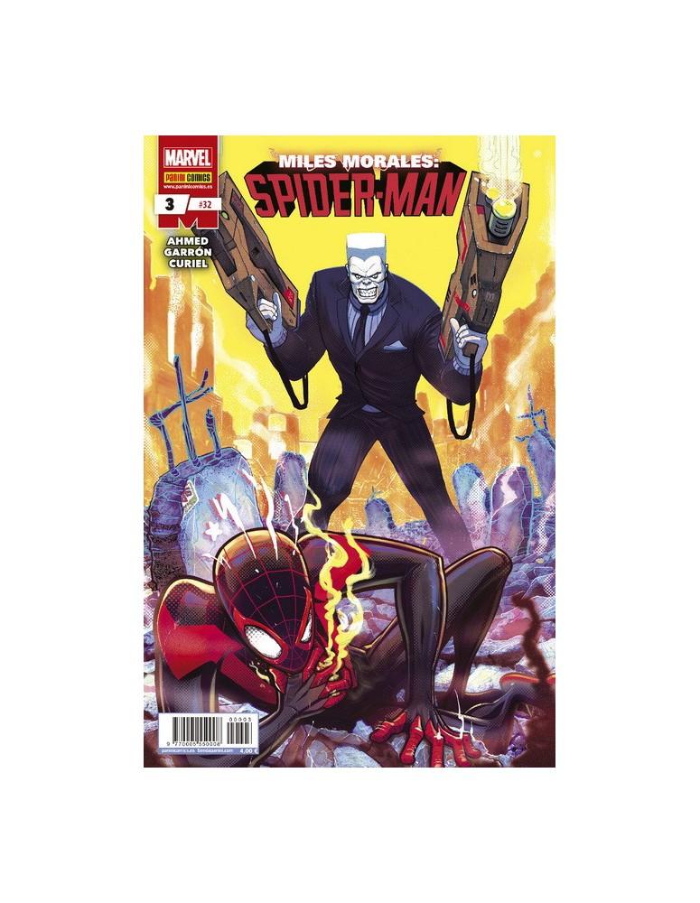 MILES MORALES: SPIDER-MAN Nº 03