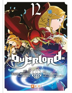 OVERLORD NÚM. 12