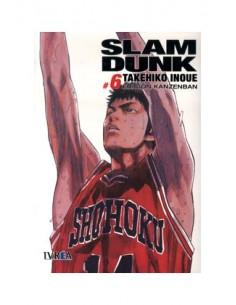 SLAM DUNK EDICION KANZENBAN 06