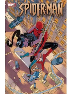 SPIDERMAN (J.J. ABRAMS)  Nº 04