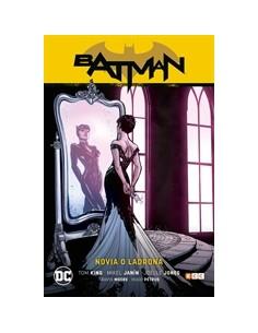 BATMAN VOL. 08: NOVIA O...