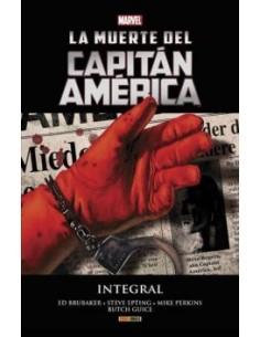 LA MUERTE DEL CAPITAN AMERICA