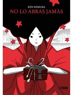 NO LO ABRAS JAMAS