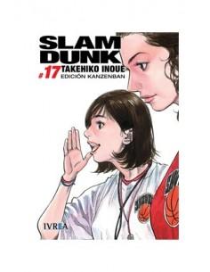 SLAM DUNK EDICION KANZENBAN 17