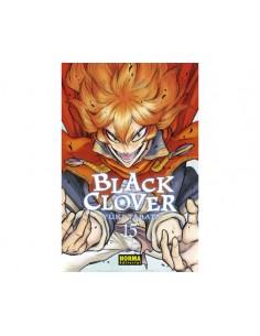 BLACK CLOVER Nº 15