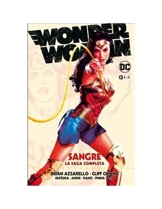 WONDER WOMAN: SANGRE - LA...