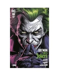 BATMAN: TRES JOKERS 2 DE 3