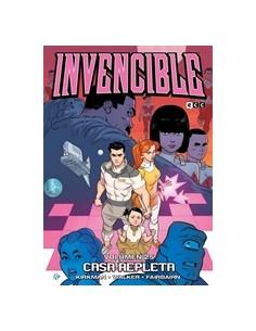INVENCIBLE 25: CASA REPLETA