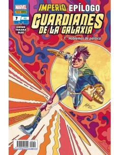GUARDIANES DE LA GALAXIA 07