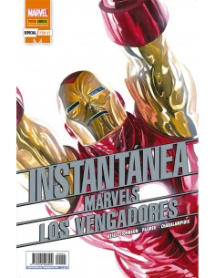 INSTANTANEA MARVELS 05: LOS...