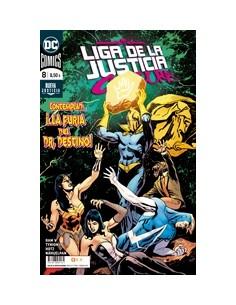 LIGA DE LA JUSTICIA OSCURA...