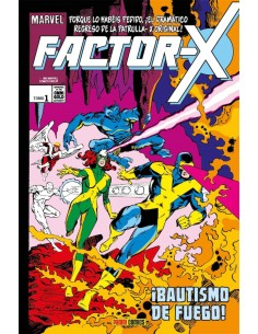 FACTOR-X 01. ¡BAUTISMO DE...