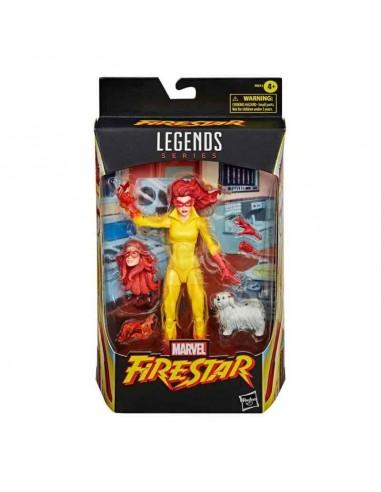 OFERTA - FIRESTAR FIGURA 15 CM...