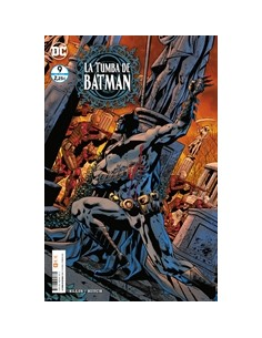 LA TUMBA DE BATMAN 09 DE 12