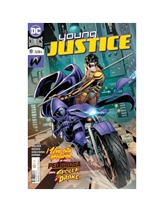 YOUNG JUSTICE 19